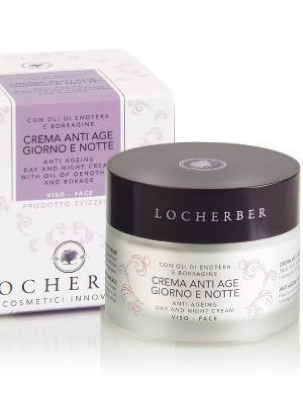 Locherber Anti-age krém den+noc 50ml